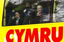 Far right extremists celebrate Worldwide White Pride Day, Swansea, Wales. - Jess Hurd - 09-03-2013