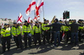 March for England, Brighton. - Jess Hurd - 21-04-2013