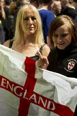 English Defence League march in Newcastle after the murder of soldier Lee Rigby. - Jess Hurd - 25-05-2013