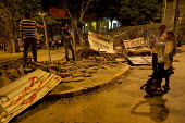 Protests in Taksim Square began when police attacked a camp occupation against the redevelopment of Gezi Park but protests have escalated across the country against Prime Minister Tayyip Erdogan, his... - Jess Hurd - 06-06-2013
