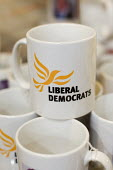 Liberal Democrats Conference merchandise, Glasgow. - Jess Hurd - 14-09-2013