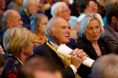 Vince Cable MP in the Economy debate. Liberal Democrats Conference, Glasgow. - Jess Hurd - 16-09-2013