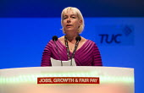 Sue Gethin, President FDA. TUC, Bournemouth. - Jess Hurd - 10-09-2013