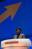Doreen Lawrence speaks at TUC, Bournemouth. - Jess Hurd - 11-09-2013