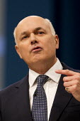 Iain Duncan Smith MP. Conservative Party Conference 2013. Manchester. - Jess Hurd - 2010s,2013,Conference,conferences,CONSERVATIVE,Conservative Party,conservatives,Party,POl,political,POLITICIAN,POLITICIANS,Politics,SPEAKER,SPEAKERS,speaking,SPEECH