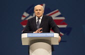 Iain Duncan Smith MP. Conservative Party Conference 2013. Manchester. - Jess Hurd - 01-10-2013