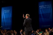 David Cameron, Prime Minister. Conservative Party Conference 2013. Manchester. - Jess Hurd - 02-10-2013