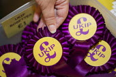 UKIP merchandise. UK Independence Party Annual Conference, Westminster Central Hall, London. - Jess Hurd - 20-09-2013
