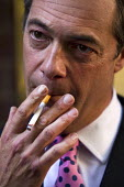 UK Independence Party leader Nigel Farage. UKIP Annual Conference, Westminster Central Hall, London. - Jess Hurd - 2010s,2013,CIGARETTE,cigarettes,Conference,conferences,eurosceptic,Euroscepticism,eurosceptics,far right,far right,Independence,leader,London,nicotine,Party,POL,political,POLITICIAN,POLITICIANS,Politi