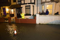 Storm surge Xaviar hits Great Yarmouth, East Anglia. - Jess Hurd - 05-12-2013