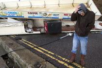 Storm surge Xaviar smashes the seafront Cromer, East Anglia. - Jess Hurd - 2010s,2013,BAD,CLIMATE,coast,coastal,coasts,conditions,damage,damaged,destroyed,destruction,DIA,ENI,environment,Environmental degradation,Environmental Issues,EXTREME,flood,flooded,flooding,floods,inc