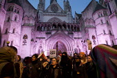 Cops off Campus student protest marches to the Royal Courts of Justice, London. - Jess Hurd - 11-12-2013