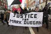 Cops off Campus, justice for Mark Duggan student protest, ULU, Central London. - Jess Hurd - 22-01-2014