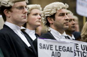 Save Legal Aid protest marches from Parliament to the Ministry of Justice. Grayling Day. Westminster, London. - Jess Hurd - Austerity Cuts,barrister,barristers,barristers,CBA,Justice Alliance,lawyer,lawyers,Lawyers,legal aid,Protest,Demonstration,rally,solicitors,strike,strikes,Trade Union,Trades Union,wig,wigs,trades unio