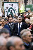 Dave Prentis Unison. The funeral of Tony Benn, former MP and cabinet member. Westminster, London. - Jess Hurd - 27-03-2014