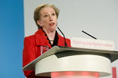 Margaret Beckett MP speaking. Labour Party Special Conference on reform of its link to trade unions, ExCel Centre, London. - Jess Hurd - 2010s,2014,Collins,Conference,conferences,debate,debating,FEMALE,funding,member,member members,members,Party,people,person,persons,POL,political,POLITICIAN,POLITICIANS,Politics,reform,REFORMING,reform