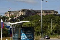 Celtic Manor Resort, Nato Summit meeting, Newport, South Wales. - Jess Hurd - 2010s,2014,Celtic,EBF,Economic,Economy,fence,hotel,hotels,meeting,MEETINGS,Nato,POL,policing,political,POLITICIAN,POLITICIANS,Politics,security,Wales,Welsh