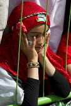 National Demonstration for Gaza. Hyde Park, London. - Jess Hurd - 09-08-2014