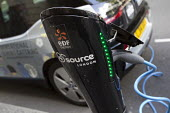 EDF Energy - Source London. Electric car charge point. Westminster. - Jess Hurd - 18-08-2014