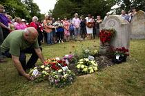 Mohammad Taj, TUC President, Unite. Tolpuddle Martyrs Festival. Dorset. - Jess Hurd - 19-07-2014