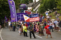 Filipino nurses, Unison banners. Tolpuddle Martyrs Festival. Dorset. - Jess Hurd - 2010s,2014,ACE,banner,banners,culture,dance,dancer,dancers,dancing,festival,FESTIVALS,Filipino,melody,member,member members,members,Migrant Workers,music,MUSICAL,NURSE,nurses,NURSING,PEOPLE,SWTUC,Trad