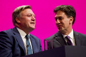Ed Balls MP and Ed Miliband MP. Labour Party Conference, Manchester. - Jess Hurd - 2010s,2014,Balls,Conference,conferences,Labour Party,Party,pol,political,POLITICIAN,POLITICIANS,politics