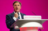 Ed Balls M. Labour Party Conference, Manchester. - Jess Hurd - 2010s,2014,Balls,Conference,conferences,Labour Party,Party,pol,political,POLITICIAN,POLITICIANS,politics,SPEAKER,SPEAKERS,speaking,SPEECH