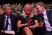 Ed Balls MP with Dave Prentis and Unison delegation. Labour Party Conference, Manchester. - Jess Hurd - ,2010s,2014,Balls,Conference,conferences,FEMALE,member,member members,members,Party,people,person,persons,pol,political,POLITICIAN,POLITICIANS,politics,Trade Union,Trade Union,trade unions,Trades Unio