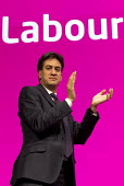 Ed Miliband MP. Labour Party Conference, Manchester. - Jess Hurd - 24-09-2014