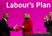 Mohammad Taj,TUC President. Labour Party Conference, Manchester. - Jess Hurd - 23-09-2014