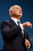 Iain Duncan Smith MP. Conservative Party Conference, The ICC Birmingham. - Jess Hurd - 29-09-2014