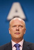 Chris Grayling MP. Conservative Party Conference, The ICC Birmingham - Jess Hurd - 30-09-2014