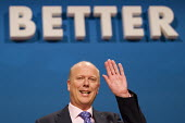 Chris Grayling MP. Conservative Party Conference, The ICC Birmingham - Jess Hurd - 2010s,2014,Birmingham,conference,conferences,CONSERVATIVE,Conservative Party,conservatives,Party,Pol,political,POLITICIAN,POLITICIANS,Politics,SPEAKER,SPEAKERS,speaking,SPEECH,West Midlands