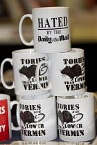 Anti Tory, anti Daily Mail mugs. TUC, Liverpool. - Jess Hurd - 08-09-2014