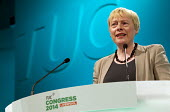 Angela Eagle MP. TUC, Liverpool. - Jess Hurd - 2010s,2014,conference,conferences,FEMALE,Labour Party,member,member members,members,mp,mps,people,person,persons,pol,political,politician,politicians,politics,trade union,trade union,trade unions,trad