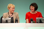 Angela Eagle MP and Frances O'Grady. TUC, Liverpool. - Jess Hurd - 2010s,2014,conference,conferences,FEMALE,Labour Party,member,member members,members,mp,mps,people,person,persons,pol,political,politician,politicians,politics,trade union,trade union,trade unions,trad