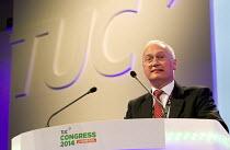 HCSA John Schofield. TUC, Liverpool. - Jess Hurd - ,2010s,2014,conference,conferences,HCSA,member,member members,members,people,trade union,trade union,trade unions,trades union,trades union,trades unions,TUC,worker,workers