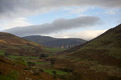 The Devil's Valley or Nant yr Eira Valley. Snowdonia National Park. Wales. - Jess Hurd - 29-10-2014