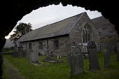 Mary Jones' Chapel. The Devil's Valley or Nant yr Eira Valley. Snowdonia National Park. Wales. - Jess Hurd - 29-10-2014