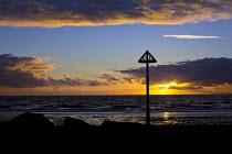 Tywyn beach, Powys. Snowdonia National Park. Wales. - Jess Hurd - 24-10-2014