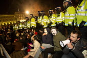 Anonymous Million Mask March, Westminster. London. - Jess Hurd - 05-11-2014