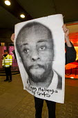 Protest over the killing of Jimmy Mubenga by G4S guards, G4S HQ. International Migrants Day. Westminster. London. - Jess Hurd - 19-12-2014