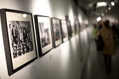 Still The Enemy Within, miners strike exhibition at Rich Mix, London. - Jess Hurd - 05-12-2014