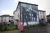 Bloody Sunday civil rights memorial. Derry, Northern Ireland. - Jess Hurd - 30-01-2015