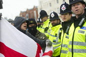 Britain First counter protest. Stand up to UKIP protest outside UKIP Spring Conference. Margate, Kent. - Jess Hurd - 28-02-2015