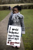 All African Women's Group. Defend the Magna Carta. Justice Alliance, Relay for Rights along the Thames from Runnymede, the birthplace of the Magna Carta to the Global Law Summit. Against cuts to legal... - Jess Hurd - 21-02-2015