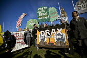 Time to Axe Drax coal fired power station Time to Act! Climate Change National Demonstration. London. - Jess Hurd - 07-03-2015