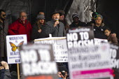 George Galloway MP. Stand up to racism & fascism, national demonstration. London. - Jess Hurd - 21-03-2015