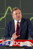 Ed Balls speaking, Launch of NHS week, including new analysis of Conservative plans, a poster launch and Q&A, London. - Jess Hurd - 20-04-2015