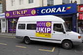 UKIP election campaigning for Nigel Farage in Thanet. - Jess Hurd - 2010s,2015,campaign,campaigning,CAMPAIGNS,communicating,communication,DEMOCRACY,election,elections,eurosceptic,Euroscepticism,eurosceptics,far right,far right,General Election,POL,political,POLITICIAN